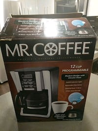 Mr coffee 12 cup programmable coffee maker Redwood City, 94063