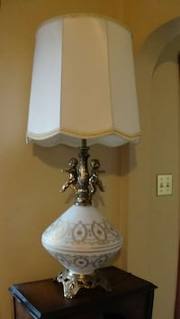 SALE...Breathtaking Vintage TABLE LAMP Edmonton
