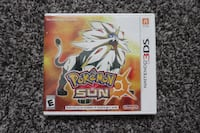 Pokémon Sun 3DS game Henderson, 89015