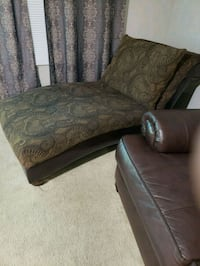 brown and gray floral fabric sofa 26 km