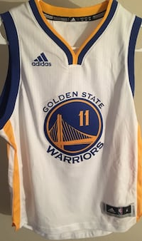 Klay Thompson Warriors Jersey Medium