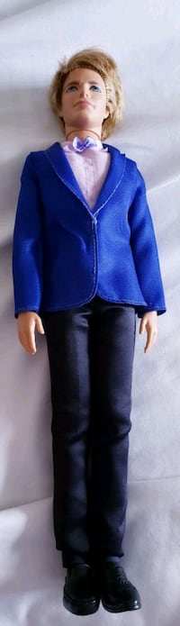 Talking Ken doll in Tux - $15 Toronto, M9B 6C4