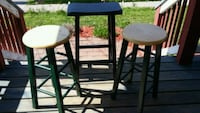 2 Stools for $30  East Rochester, 14445