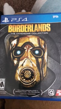 borderlands the handsome edition for ps4 Kannapolis, 28036