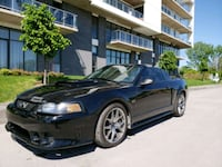 Ford - Mustang - 2001 Laval, H7P 4K1