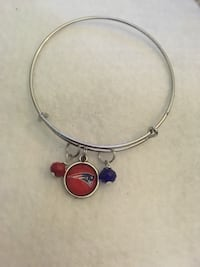 Patriots adjustable charm bracelet Mount Airy, 27030