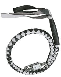 Motorcycle Biker Genuine Leather Get Back Whip New Maywood, 07607