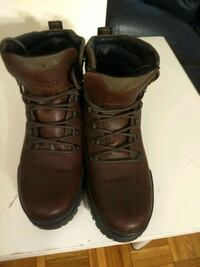 Ecco brown leather boots- Size 46 or US 12 Washington, 20007
