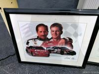 Dale Sr and Dale Jr picture Stephens City