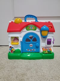 Fisher price puppies activity home
