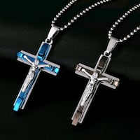 Brand new stainless steel necklaces Oklahoma City, 73104