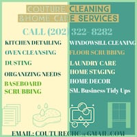 House cleaning Laurel, 20707