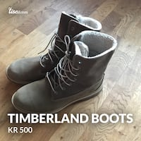 Timberland boots str 42 Oslo, 0451