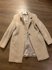 Kenneth Cole-Grey Coat-Size S Toronto, M3H 0C8
