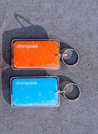 Compass Card Mini - Limited Edition