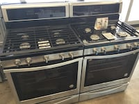 Stainless Gas Stoves Memphis