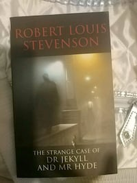 The Strange Case of Dr. Jekyll and Mr. Hyde by Robert Louis Stevenson book