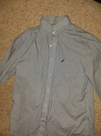 Nautica dress shirt size L  Odenton, 21113