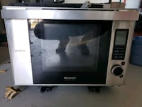 sharp convection oven Springfield