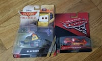 Two Disney cars $4 each  Fort Erie, L2A 6P8