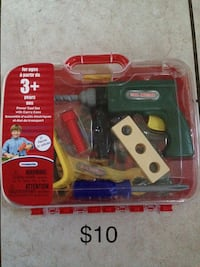 BNIB Tools Set with Carrying Case Mississauga, L5W