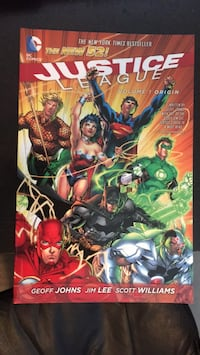 Justice League new 52 30 km