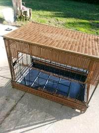 Wicker dog crate Spring Lake, 49456