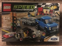 New Lego Speed Champions Ford set Pittston, 18640