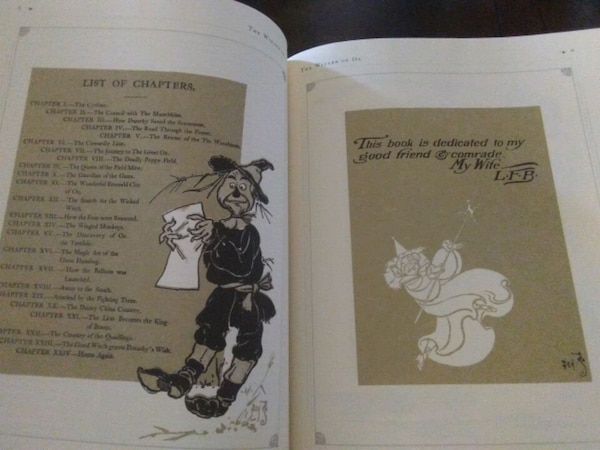 CENTENNIAL EDITION THE ANNOTATED WIZARD OF OZ BOOK b1161374-d8f8-4f81-bcd8-0fc7534bad84