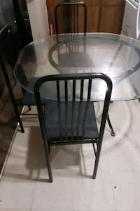 Kitchen Table only 3 chairs