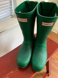 Hunter rain boots size 6 brand new Rockville, 20850