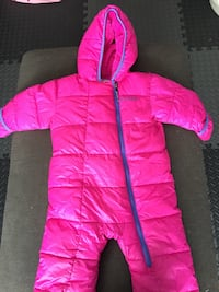 Colombia Pink Toddler snow suit Calgary, T2B