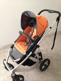 Uppababy stroller and bassinet 2008