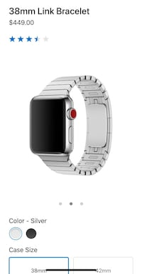 Apple Watch band only Alhambra, 91801