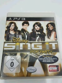 Sing it - POP PARTY - PS3 OYUN