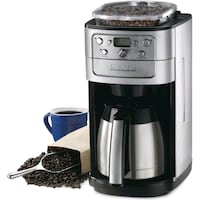 Cuisinart grind and brew coffee maker  Cambridge
