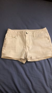 Justices girls white shorts medium  Frederick, 21703