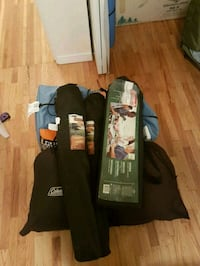 Camping Equipment  Vancouver, V6K 1S2