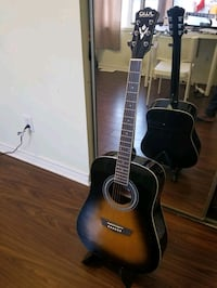 Acaustic guitar Brand new