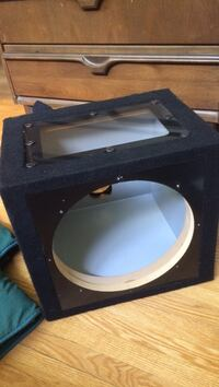 10 inch Car Subwoofer Box Toronto, M1C 2R9