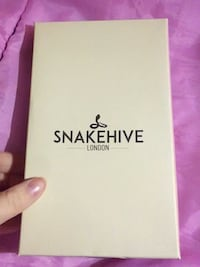 snakehive london leather case for samsung s10 plus