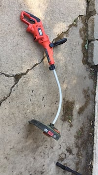 red and black electric string trimmer Cedar Rapids, 52403