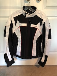 Motorcycle jacket, Ladies small Whitby