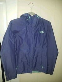 Purple Northface jacket  47 km