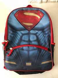 School backpack size 16 1/2 x 12 inches