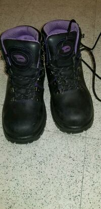Avenger black leather work boots Los Angeles, 90024