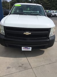 Need a Newer Work Truck? 2007 Chevrolet Silverado 1500