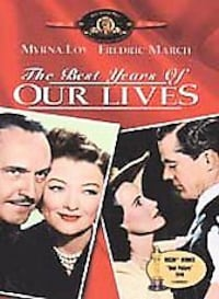 """""""The """"Best Years of Our Lives"""" Dvd - Winner of 7 Academy Awards! Bethesda, MD, USA"""