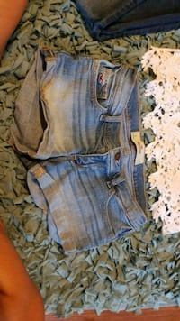blue denim short shorts screenshot Copperas Cove, 76522