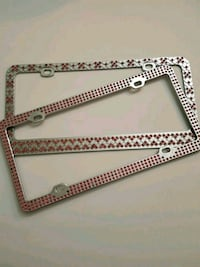 License Plate Frames Laurel
